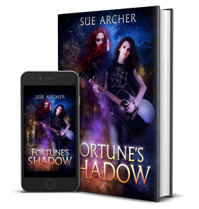Fortune's Shadow by Sue Archer